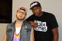 Christian rappers Lecrae and Andy Mineo stop distraught transgender person jumping off New York bridge