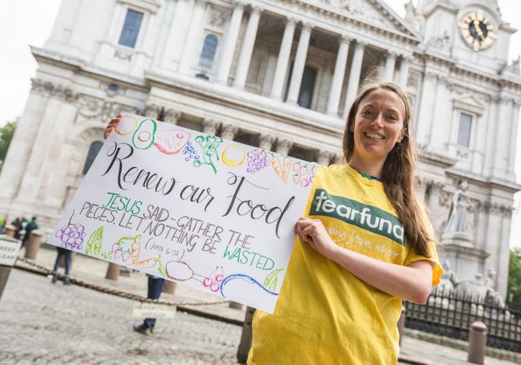 Clare Lyons and Zero Waste Week