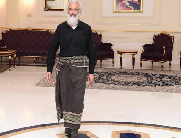 Father Tom Uzhunnalil who was abducted in Yemen rescued