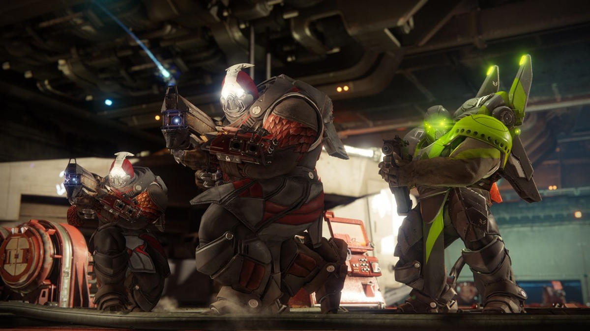 Destiny 2 is released for PS4 and Xbox One