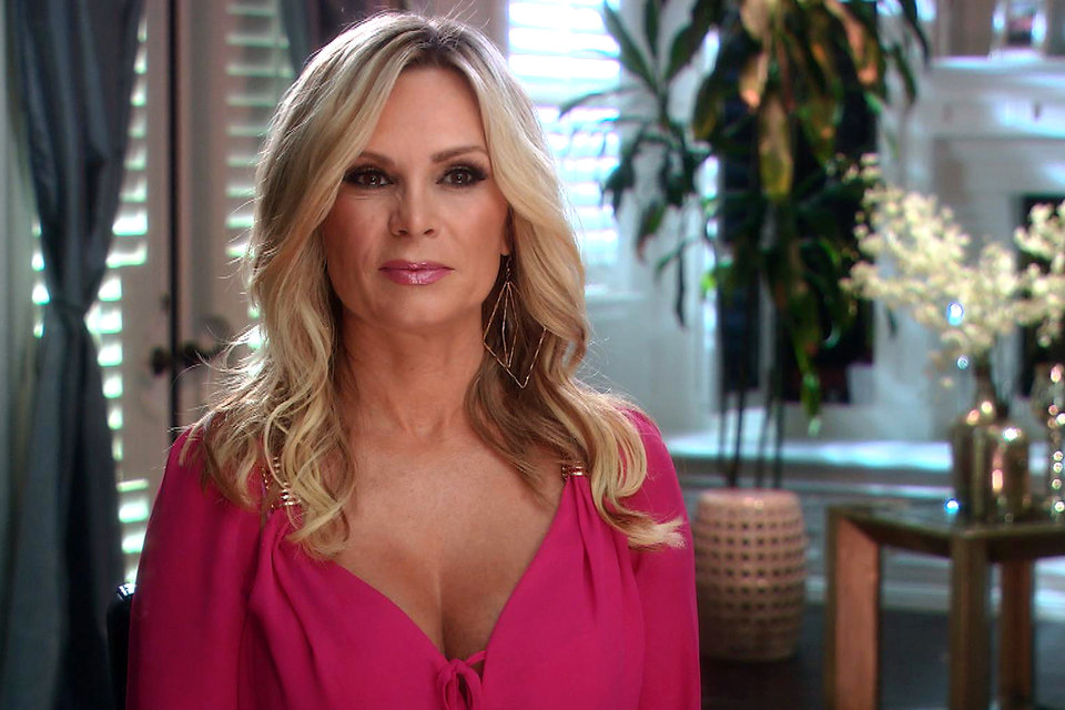 Real Housewives Tamra Judge Is a Grandma -- See the