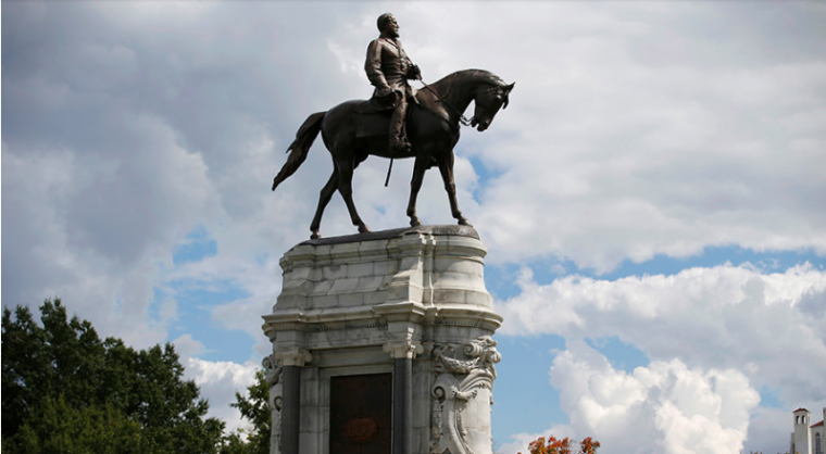 Statue of Robert. E. Lee
