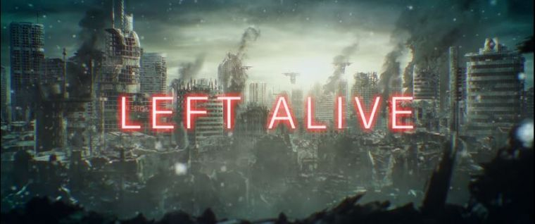 Left Alive Gameplay Trailer News Third Person Shooter Set In Front Mission Universe First Details Of Game Revealed
