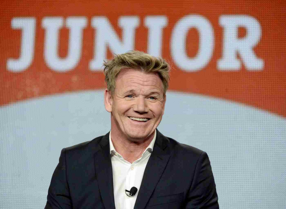 Gordon Ramsay\'s new FOX show to fix restaurants in only 24 hours ...