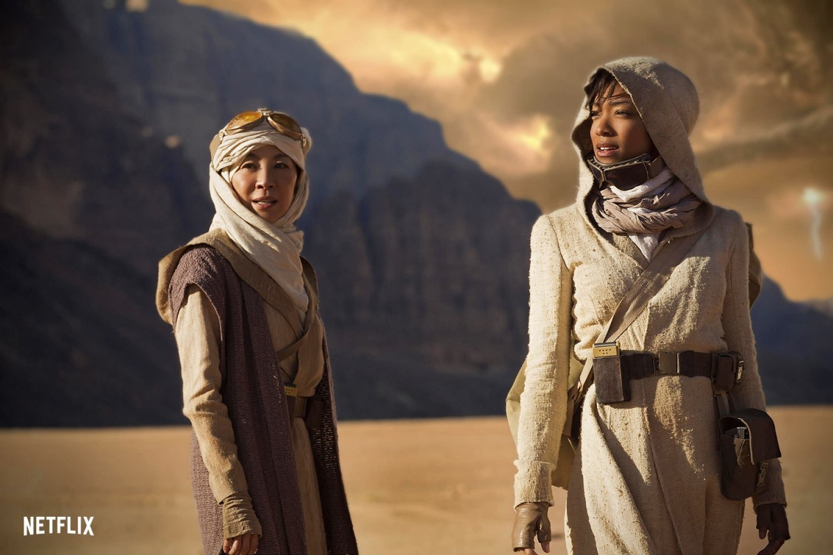 War looms in the launch trailer for Star Trek: Discovery