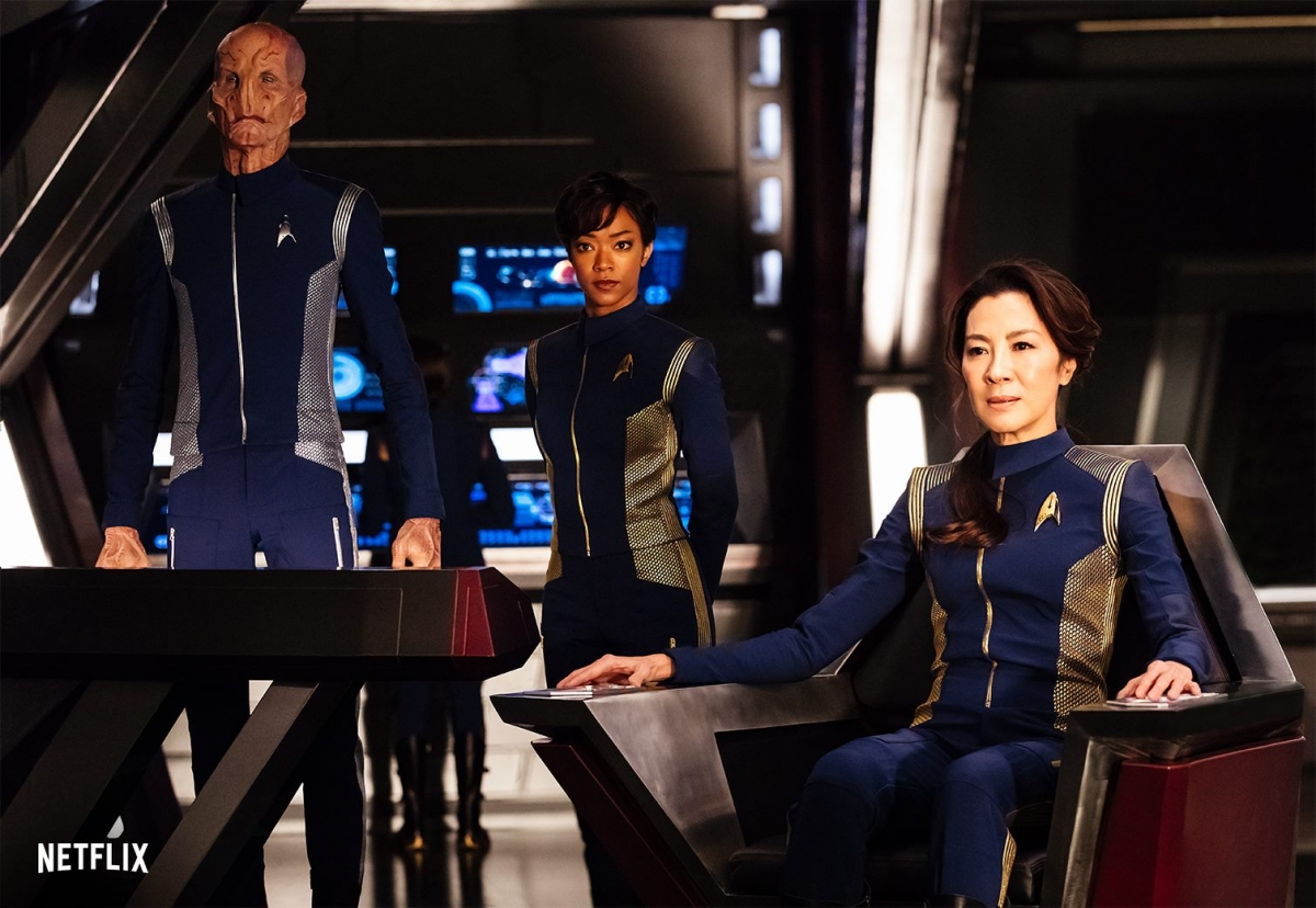 Star Trek: Discovery Trailer Teases What's to Come in Season 1