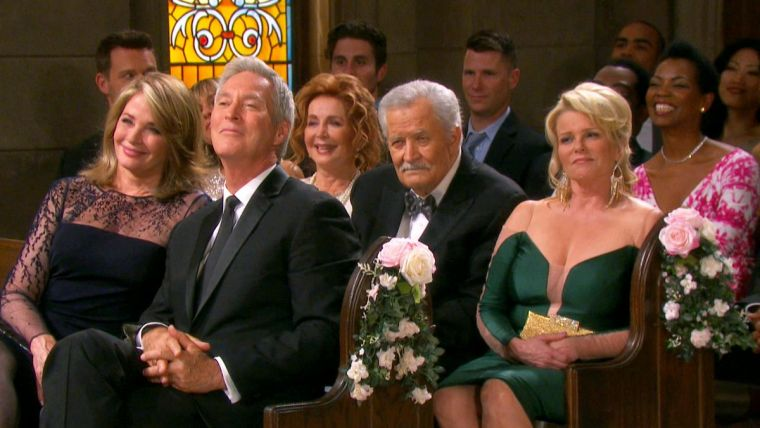 u0026 39 days of our lives u0026 39  spoilers  abigail confronts ben at wedding  nicole learns truth about brady