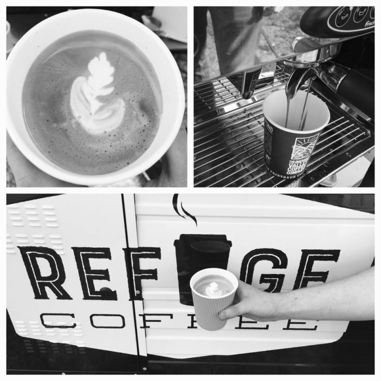 Refuge Coffee