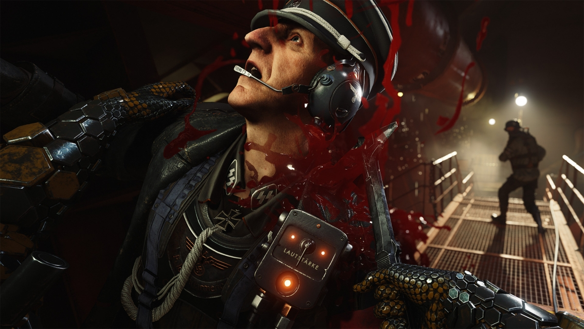 Wolfenstein 2 Launch Trailer Full of Nazi Killing Satisfaction