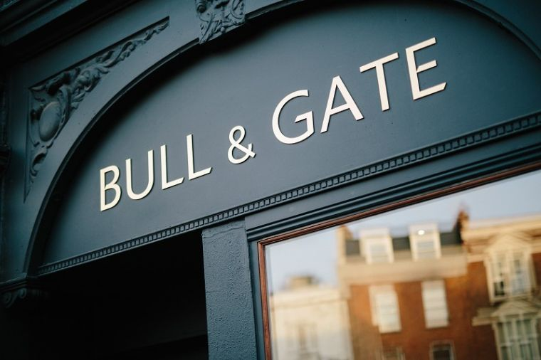 Bull and Gate