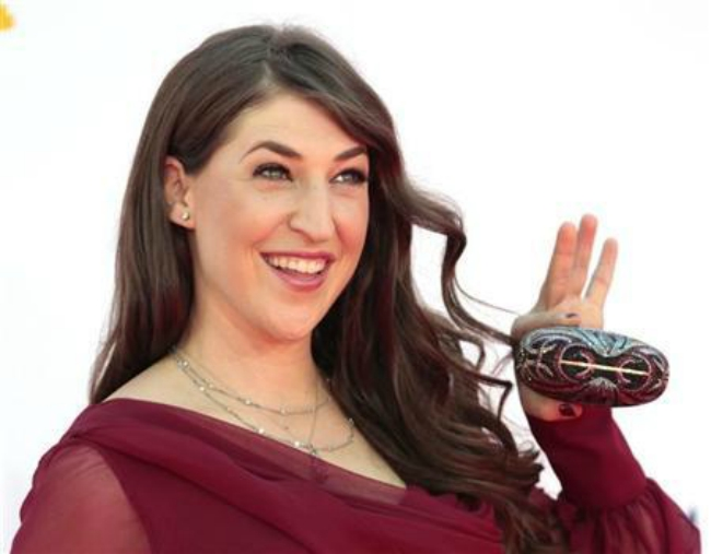 Mayim Bialik responds to public backlash