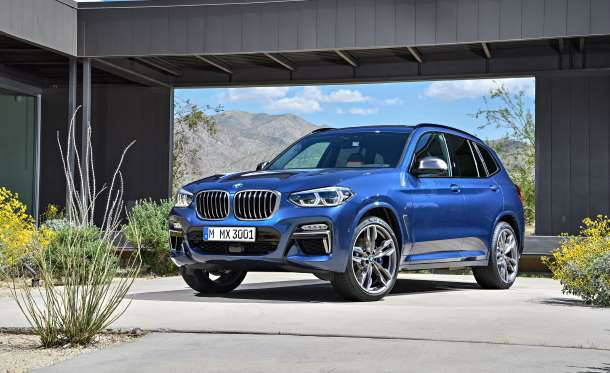 2018 bmw x3 m40i release date specs price news a better suv with lush interiors christian. Black Bedroom Furniture Sets. Home Design Ideas