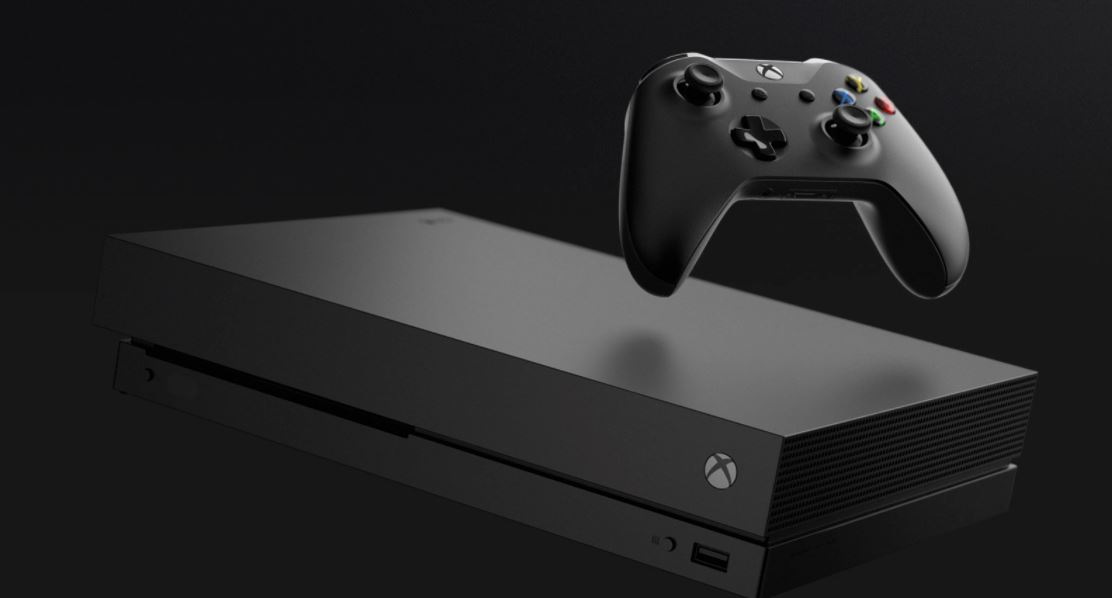 'Gears of War 4' list of enhancements on Xbox One X