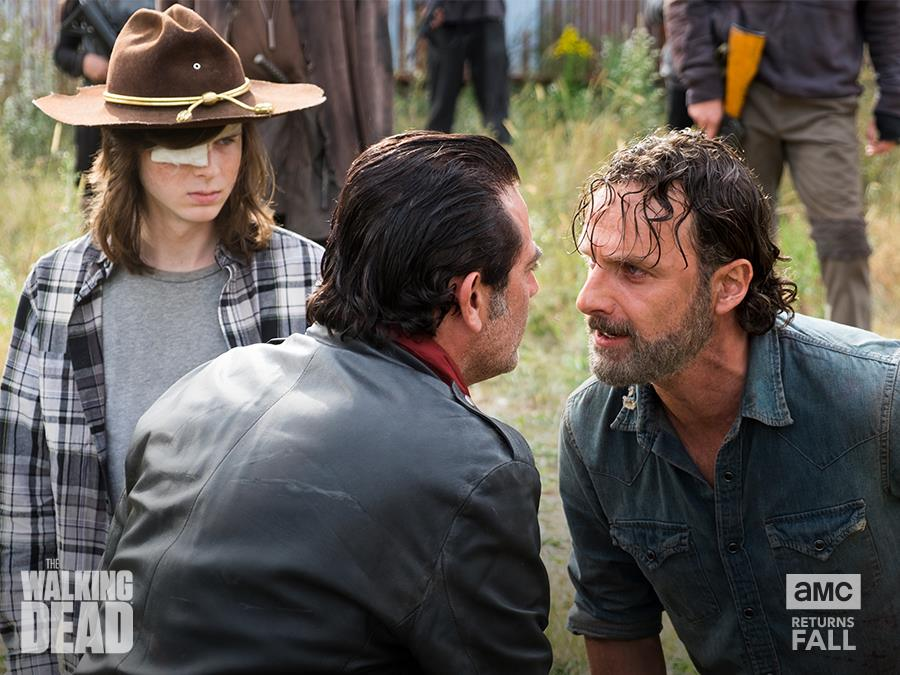 Is 'The Walking Dead' Losing a Main Character?