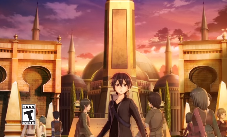 Sword Art Online: Hollow Realization' comes to Steam with Deluxe