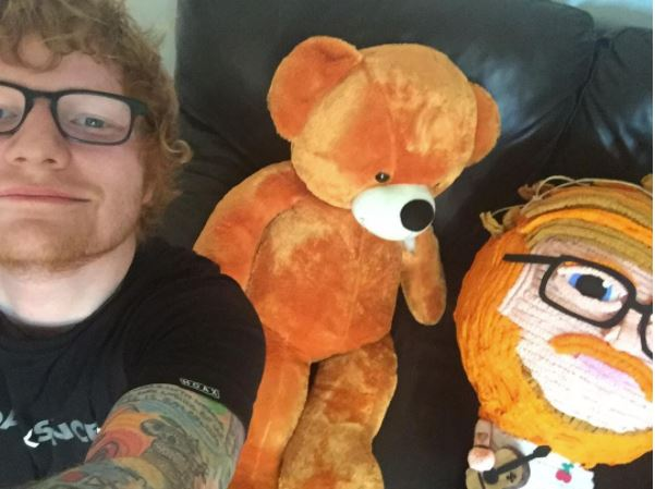 Ed Sheeran Forced To Reschedule Asian Tour In 2018 After