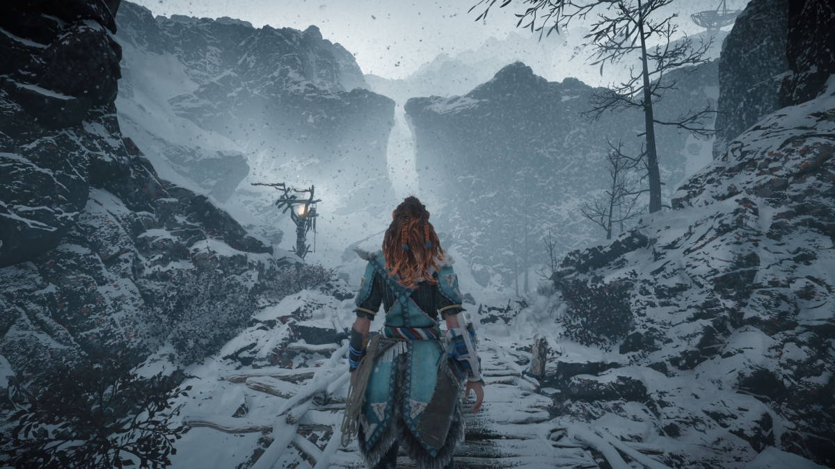 Guide: How to access the Horizon Zero Dawn: The Frozen Wilds DLC