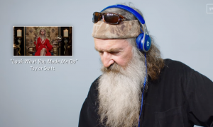 Phil Robertson Listens To Taylor Swift's Music, Says The Evil One Got To Her