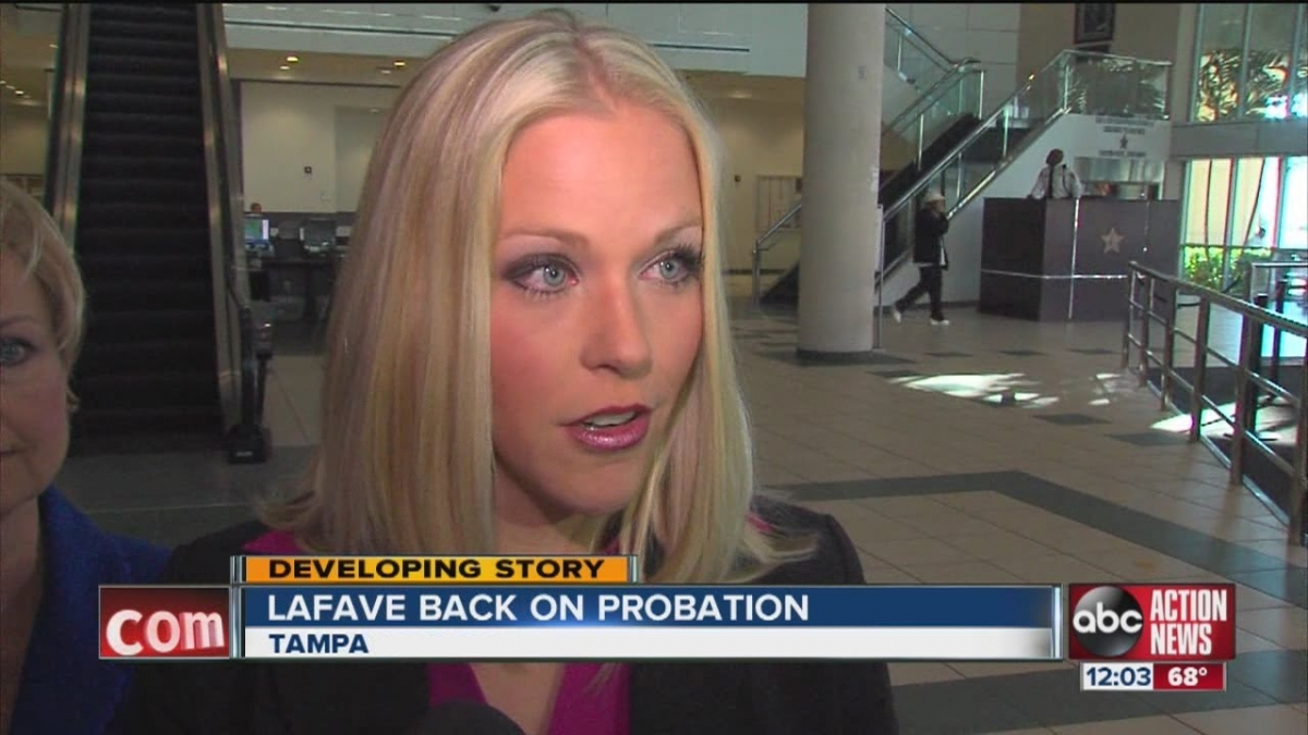 Who did debra lafave have sex with