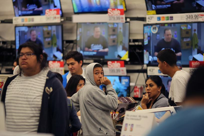 Holiday shopping kicks off early as Black Friday popularity rises