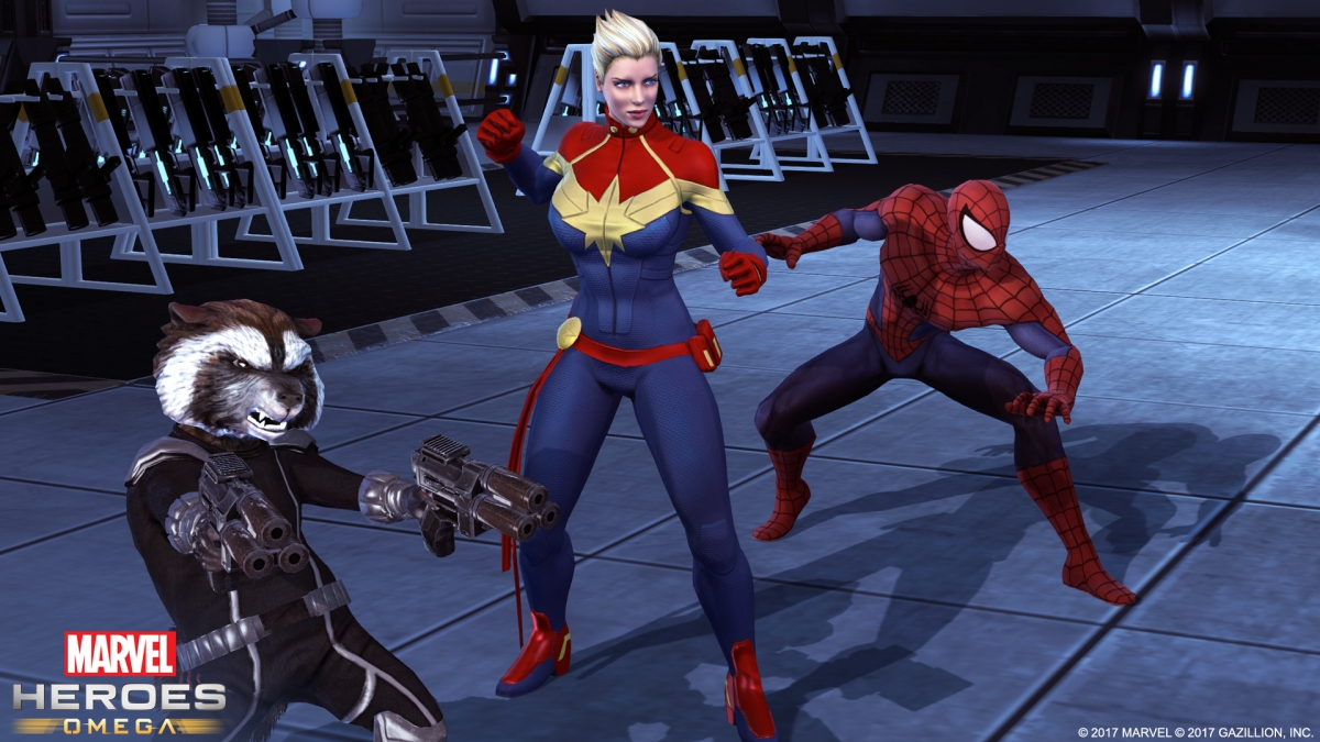 Marvel Heroes is shutting down at the end of 2017