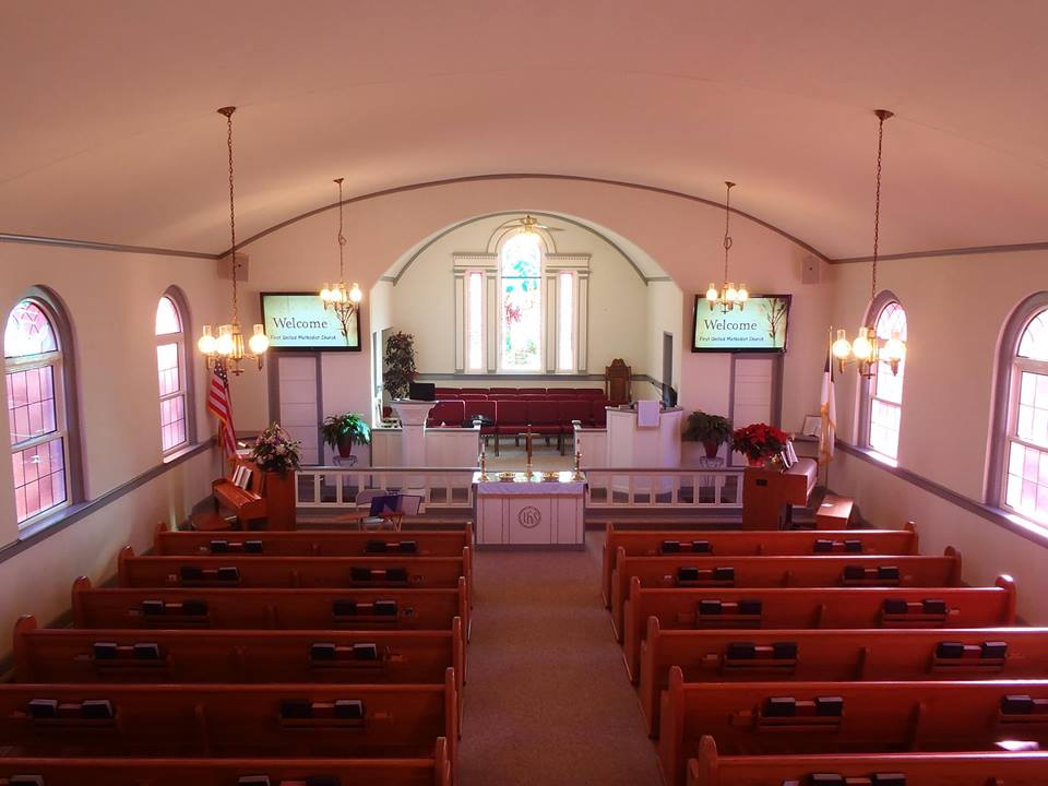 Couple accidentally shot at church while discussing gun safety