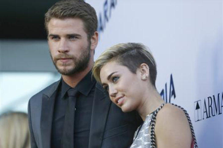 Miley Cyrus isn't pregnant, just ate too much