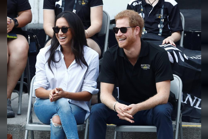 Meghan Markle Moves To London; 'Suits' Star Flew Over The Weekend