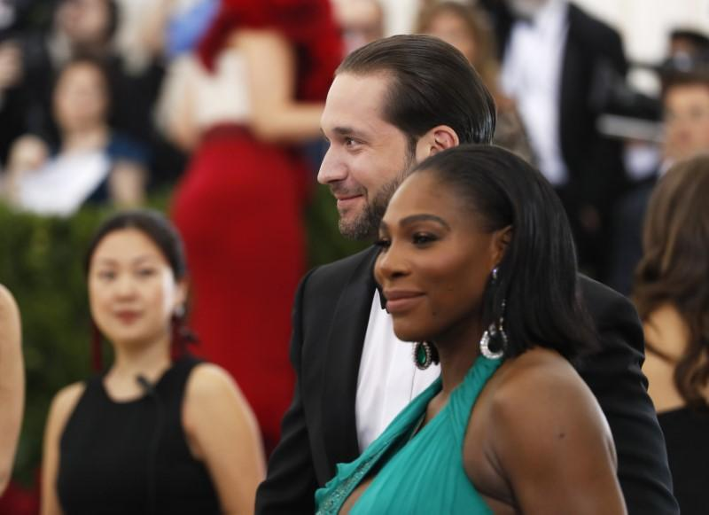 Serena Williams and hubby Alexis Ohanian jet off for luxury honeymoon