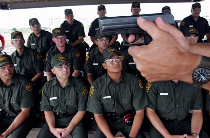 TX Border Patrol Agent May Have Fallen to Death