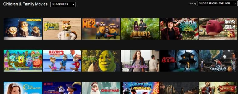 Netflix Updates Thanksgiving Movies 2017 For Families