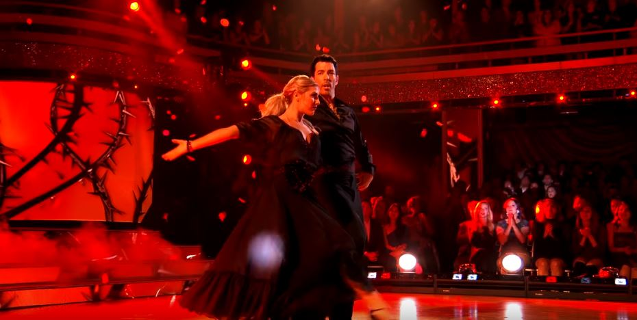 Drew Scott Sent Home on 'Dancing with the Stars'