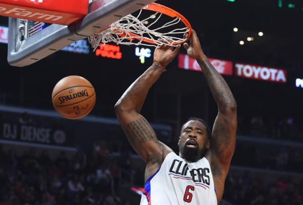 Cavaliers would reportedly 'consider' DeAndre Jordan-Tristan Thompson deal