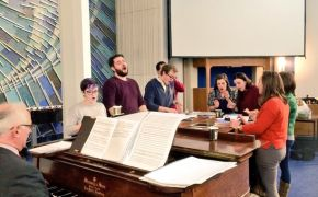 West End stars come together for evangelical Christmas extravaganza