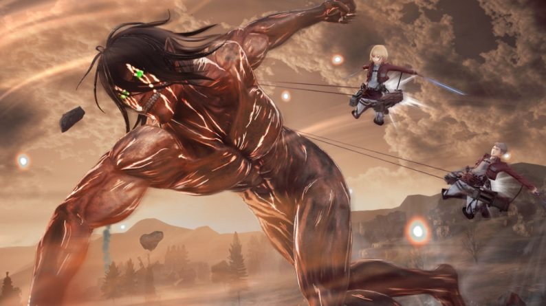 Attack on Titan 2 brings new features