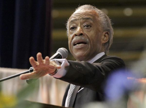 Rev. Al Sharpton Visits Meek Mill, Urges Judge to 'Reconsider'