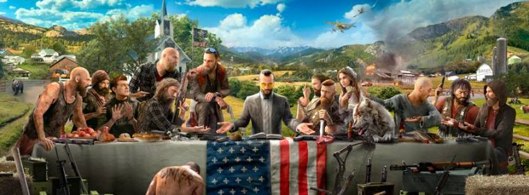Far Cry 5 Release Date Gameplay News Update Game Set In Montana To Give More Realistic Gaming Experience