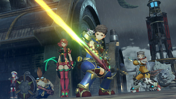 Is Xenoblade Chronicles 2 Coming to Nintendo 3DS?