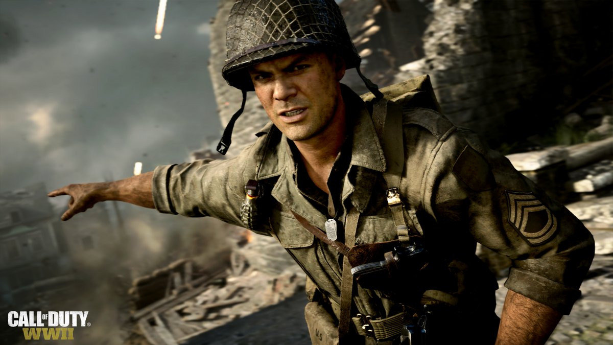 Call of Duty WW2 new multiplayer game modes and guns leak