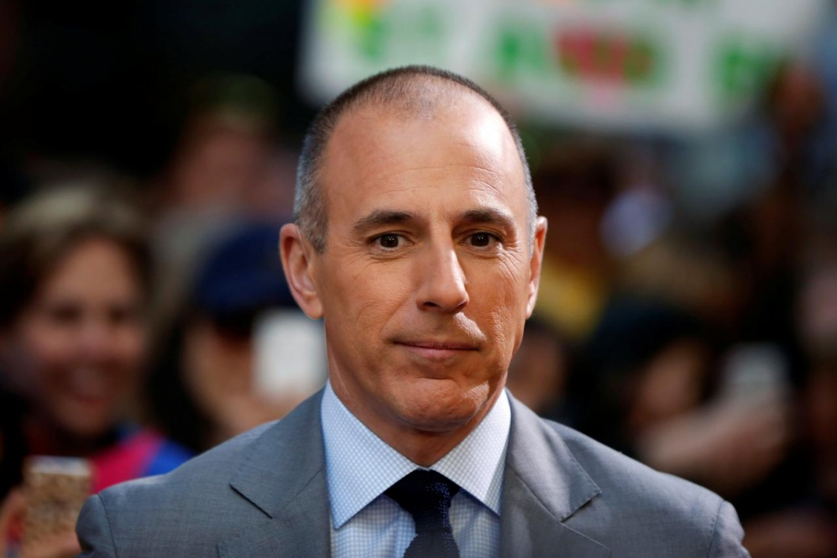 NBC launches review of Lauer behaviour, company response