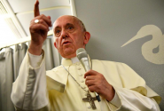 Pope Francis warns against 'conversing' with Satan, an 'evil person...more intelligent than us'