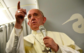 Bomb threats, sex scandals and protests: Pope Francis faces trouble in South America