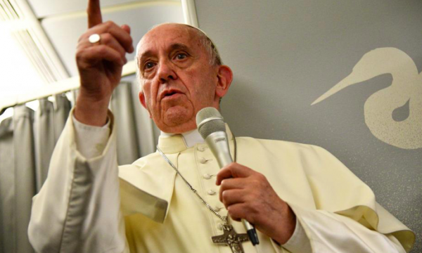 'A wound in the Church': Pope Francis blasts hypocritical pastors with 'double lives'