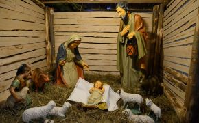How can Christians keep Christ at the center of Christmas?
