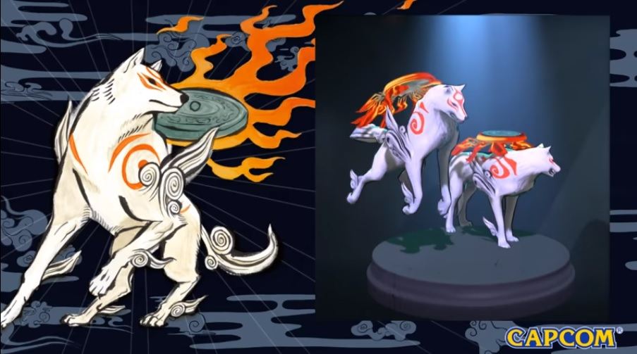Okami's Amaterasu Could Be Coming To DOTA 2 - With Your Help