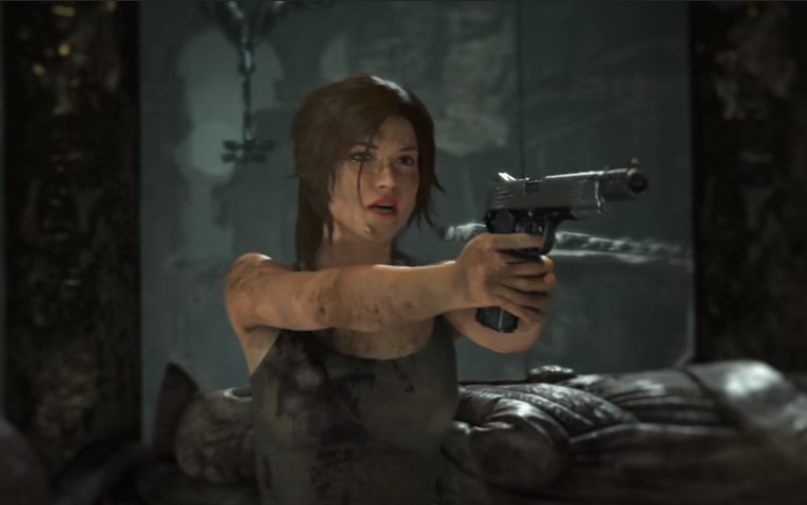 Shadow of the Tomb Raider slyly announced