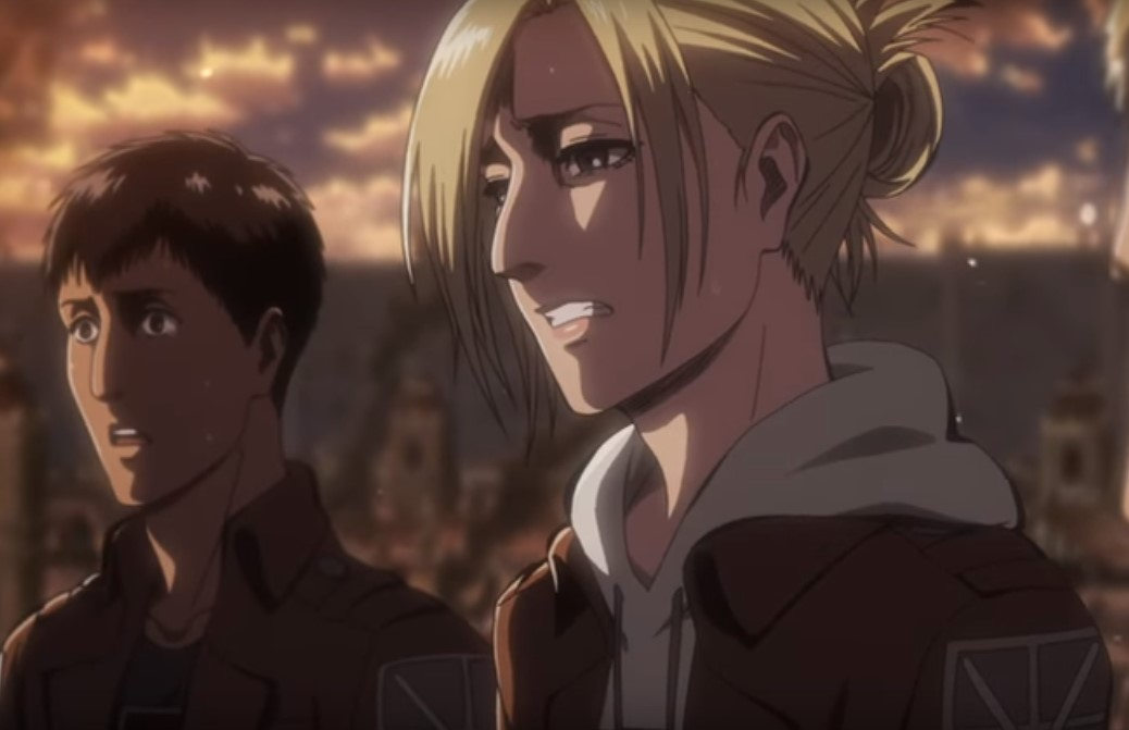 'Attack on Titan: Lost Girls' OVA spoilers: First part reveals backstory of Annie Leonhart