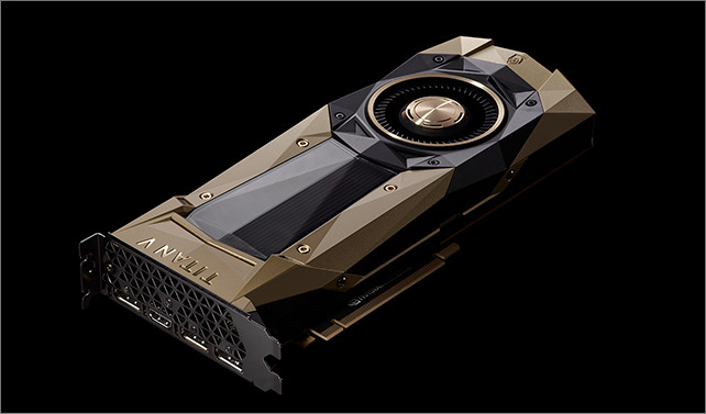 NVIDIA announces TITAN V GPU for PCs