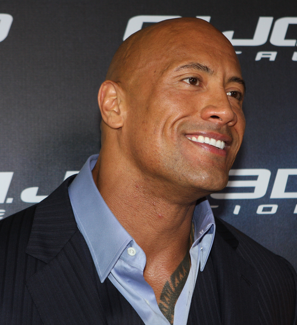Dwayne Johnson Talks Baby Girl News on 'Ellen'!