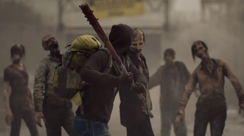 Overkill's The Walking Dead Aidan Trailer Released, Launches Fall 2018